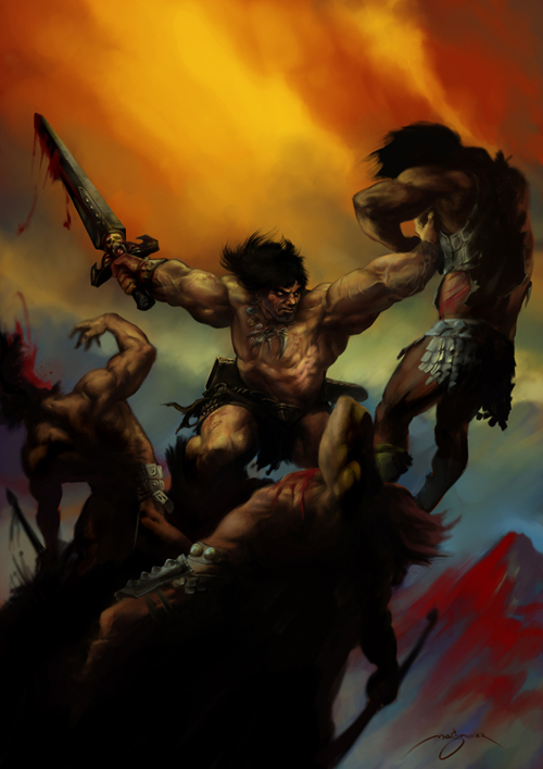Rage of Conan