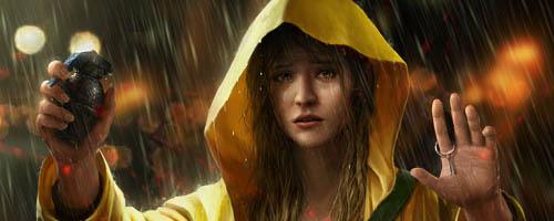 Rain by *OmeN2501
