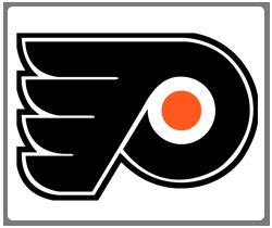philadelphia fly...P Sports Logo