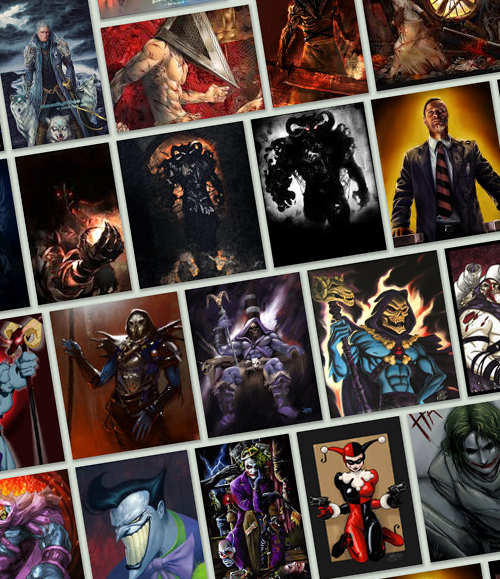 Great Collection of Villains